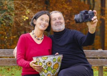 Lena& Franz Pressetextfoto Aussee